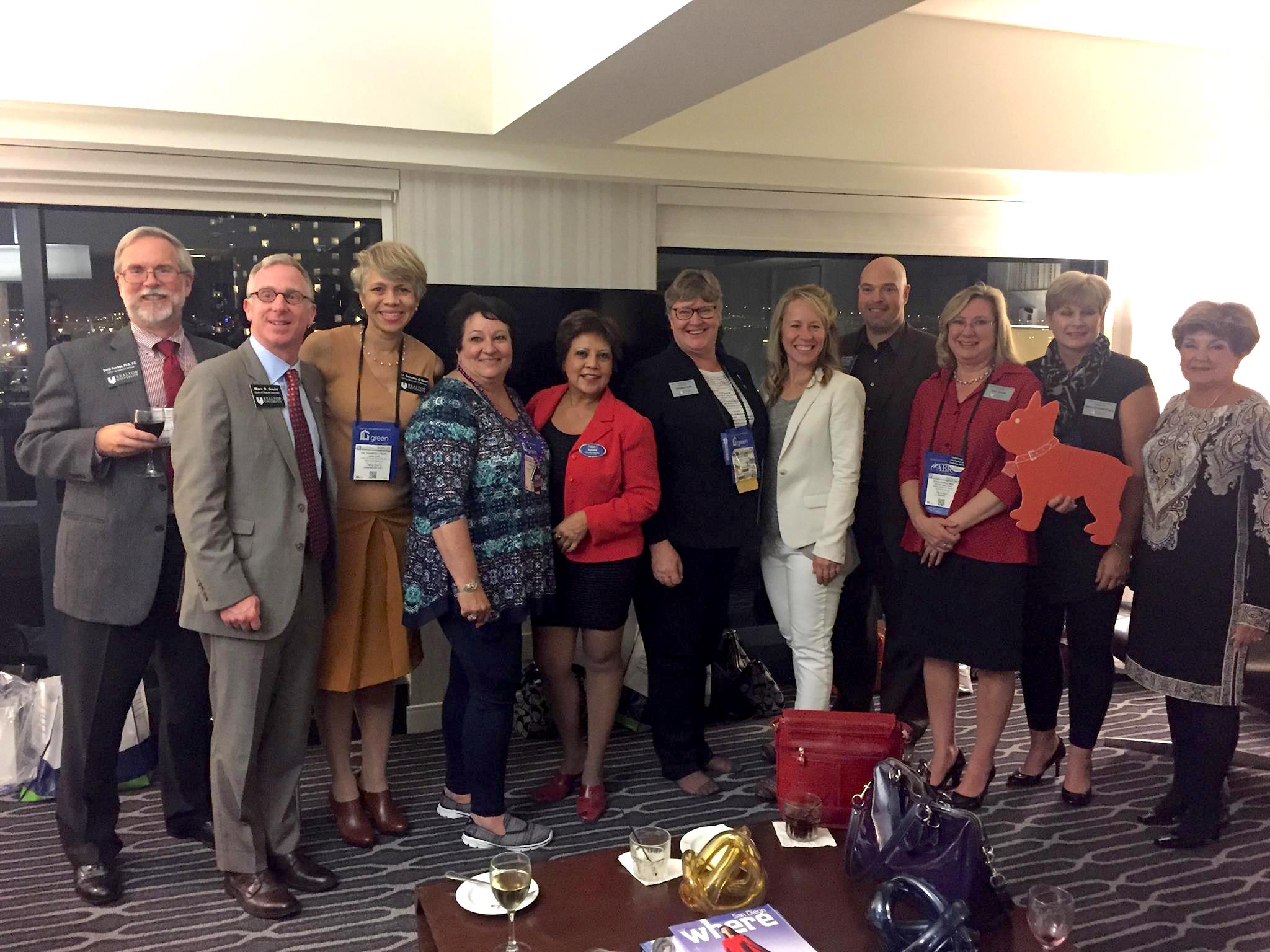 REALTOR® University gathering at the 2015 REALTORS® Conference & Expo in San Diego.