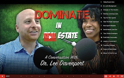 Dominate in Real Estate: Lee Davenport interview